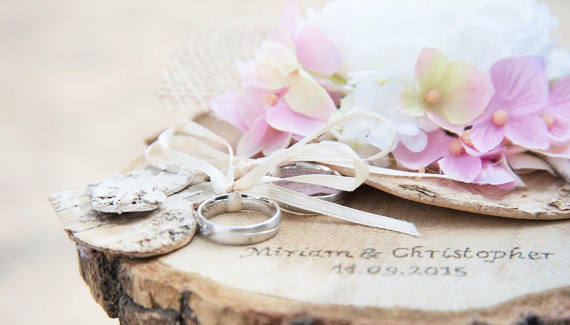 Herzschmiede Hochzeitsartikel